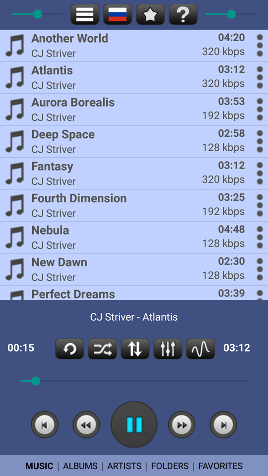 Music Player 1 0 - Download Android Apps Software