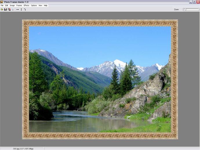 Photo Frames Master screenshot