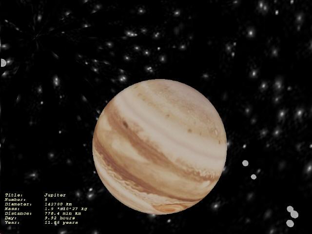 nine planet solar system 3d - photo #7